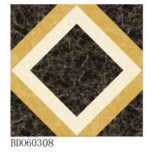 Manufactory de losetas de la alfombra del piso en Zibo (BDJ60308)