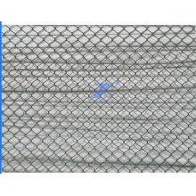 Acoplamiento de cadena recubierto de PVC