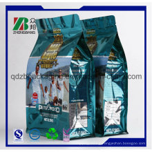 Printed Resealable Aluminum Foil Packaging Bags