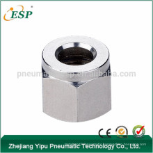 zhejiang qs nut penumatic metal fitting