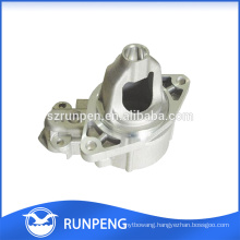 High Precision Aluminium Die Casting Used Motor Side Cover Parts