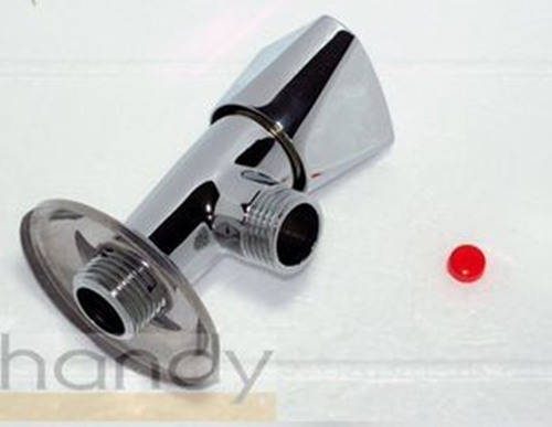 Wall Mounted Angle Valve For G1 2 Inch Tubes Ceramic Cartridge Angle Valve