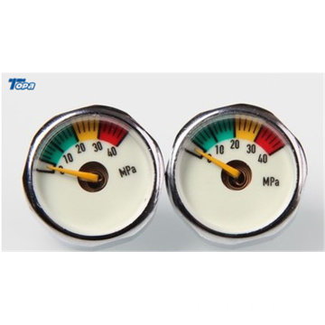 mini 3000PSI Pressure Gauges for air gun