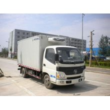 Buy 2018 new Foton 4x2 refrigerated vans truck