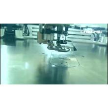 sujetador automático hebilla trasera máquina de coser en zigzag