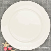 Bone China Porcelain Dinner Plate 10 Inch