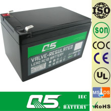 12V12AH, 48V12AH, 36V12AH Batterie für elektrisches Fahrrad