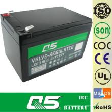 12V12AH Batería solar GEL Batería Productos estándar; Pequeño generador solar