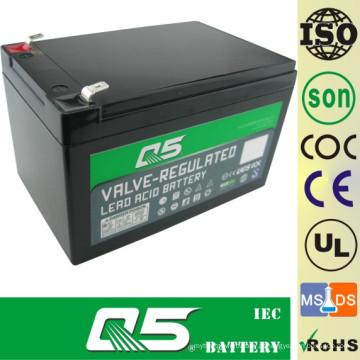 12V12AH, pode personalizar 8AH, 9AH, 10AH, 10.5AH Bateria solar Bateria GEL Bateria de energia eólica Não padrão Personalizar produtos