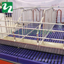 Manufacture pig crate gestation crates hot dip galvanized