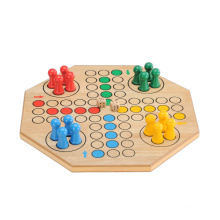 Chinese Checkers Wooden Board Game (CB2014)