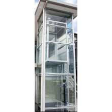 Stainless Steel Home Lift, Complete Lift
