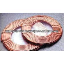 C12200 Pancake Coil Tubo de cobre para refrigeração