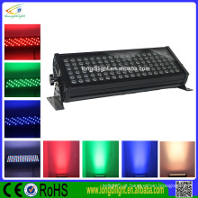 Hot Selling luz da arruela ao ar livre 108 * 3W RGB 3in1 DMX LED Wall Washer Light