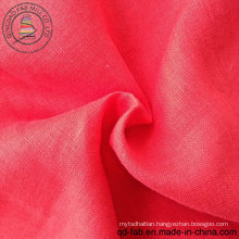 100%Linen Dyed Shirt Fabric (QF13-0273)
