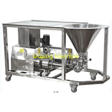 high effective moveable semi-automatic dosing machine with 10years export experience