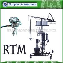 De alta calidad de hormigón de fibra de vidrio máquina de pulverización