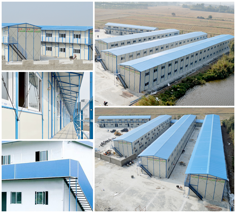 Prefabricated K House Kaipin Xiaotu
