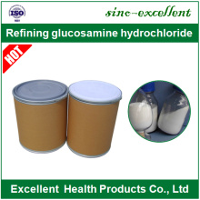 Raffinieren von Glucosaminhydrochlorid