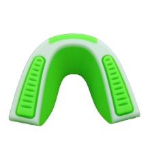 Protector de boca verde neón