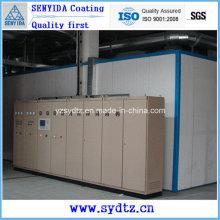 Nueva línea / máquina de recubrimiento en polvo (dispositivo de control eléctrico)