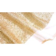 Tela de malla de vestido de tutú de tul con purpurina brillante