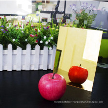 OLEG gold acrylic mirror sheet wholesale