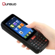 Android 4inch PDA RFID with keyboard