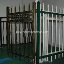 Zinc Steel Guardrail fence