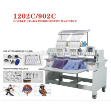 PORTABLE GEMSY BARUDAN 2 HEADS EMBROIDERY MACHINE