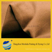tecido de sarja de algodão stretch / spandex de tecidos sólidos 20x16 / 120x50