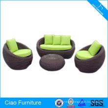 Modern Garden Sofa Furniture Latest Design Rattan Sofa Set