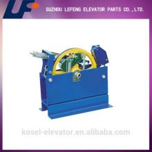 Ascensor dispositivo de seguridad, ascensor sobre el regulador de velocidad, control de velocidad del ascensor