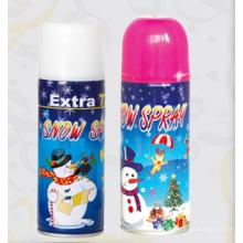 Großhandel bunte Spraydose Schnee Hersteller / Fabrik (SGS / ISO 9001)