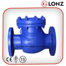 Нержавеющая сталь Стандартный фланцевый обратный клапан DIN