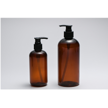 500ML PET Hotel Shampoo Plastic Bottles