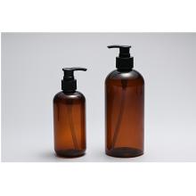 500ML PET Hotel Shampoo Plastic Bottles