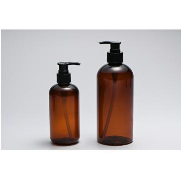 Bouteilles en plastique de shampooing d'hôtel de l'ANIMAL FAMILIER 500ML