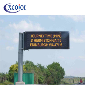Outdoor Waterproof  P10 Traffic Led Display Sign