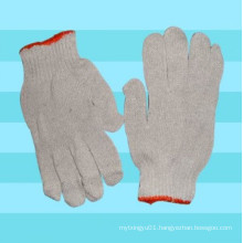 string knit latex coated work glove high quality