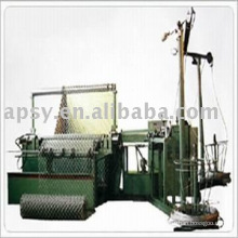 automatic chain link fence machine/automatic diamond mesh machine