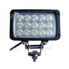 24V 7inch 45W Retângulo Luz de Trabalho LED para John Deere