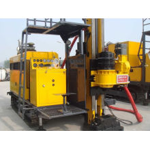 Pivoting Style , Manual Actuated Full Hydraulic Core Drilling Rig With 3.5m Stroke Hydx-4