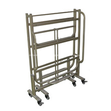 Army Camp Folding Bed Frame
