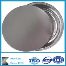 Контейнеры из алюминиевой фольги с бумажной крышкой