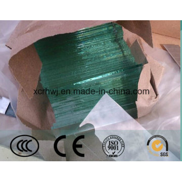 Manufacture 50X108mm Protection Welding Glass/1.8mm 50X108mm China Flat Mask Glass, Shield Glass for Welding Mask 2mm 3mm Welding Protection Glass