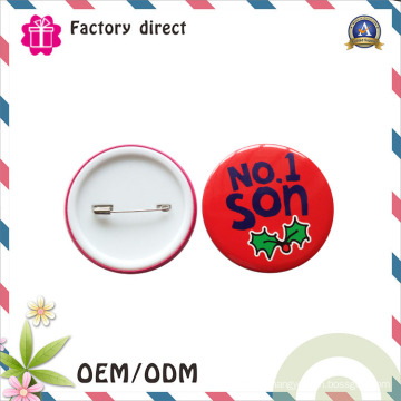 Badge de Noël Badge de Pin Guangdong de cadeau de Noël pour des enfants