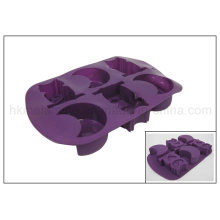 Helloween Animal Shaped Silicone Baking Mold (RS08)