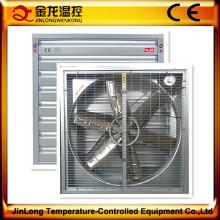 Ventilateur d'échappement de type d'équilibre de poids de Jinlong 50inch pour des fermes / maisons de volaille