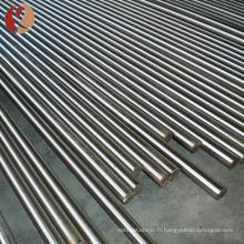 Clip Titane Pur Métal Ti Gr1 Grade 1 Gr2 Grade 2 TA1 TA2 tige de barre laminée ASTM B348 prix de 1 kg